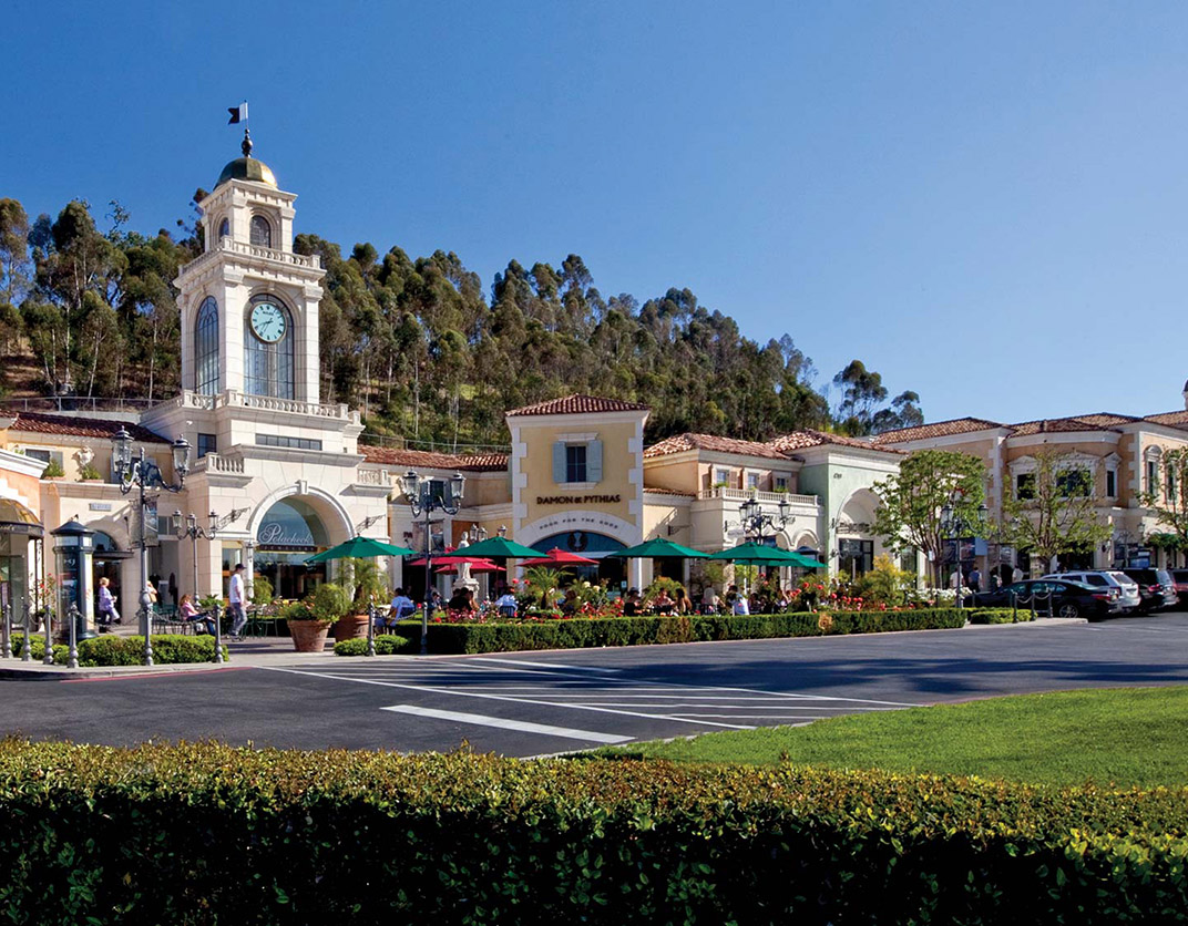 Malibu Canyon - Calabasas, CA - The Commons