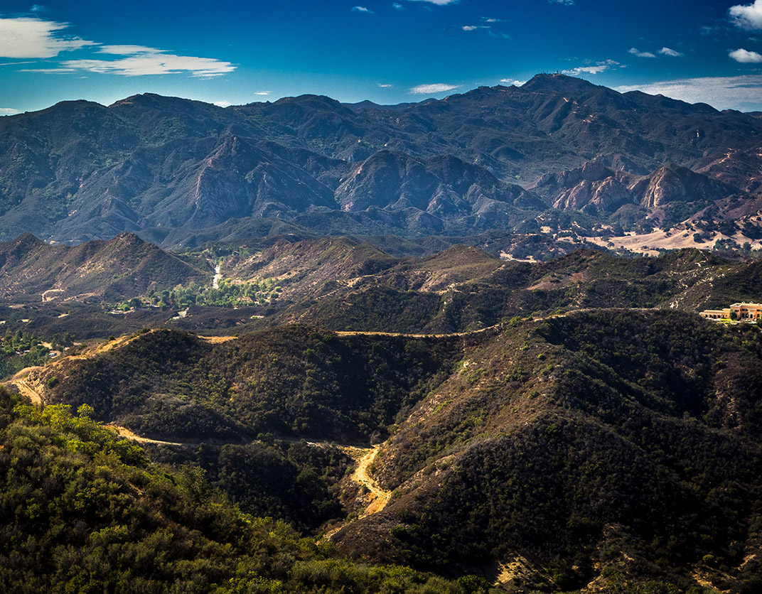 Malibu Canyon - Calabasas, CA - Mountains