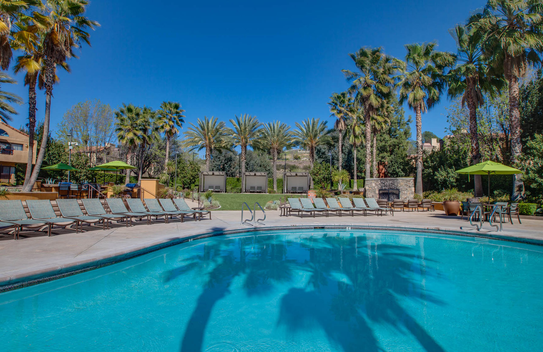 Malibu Canyon Apartments | Calabasas, CA | Community Features