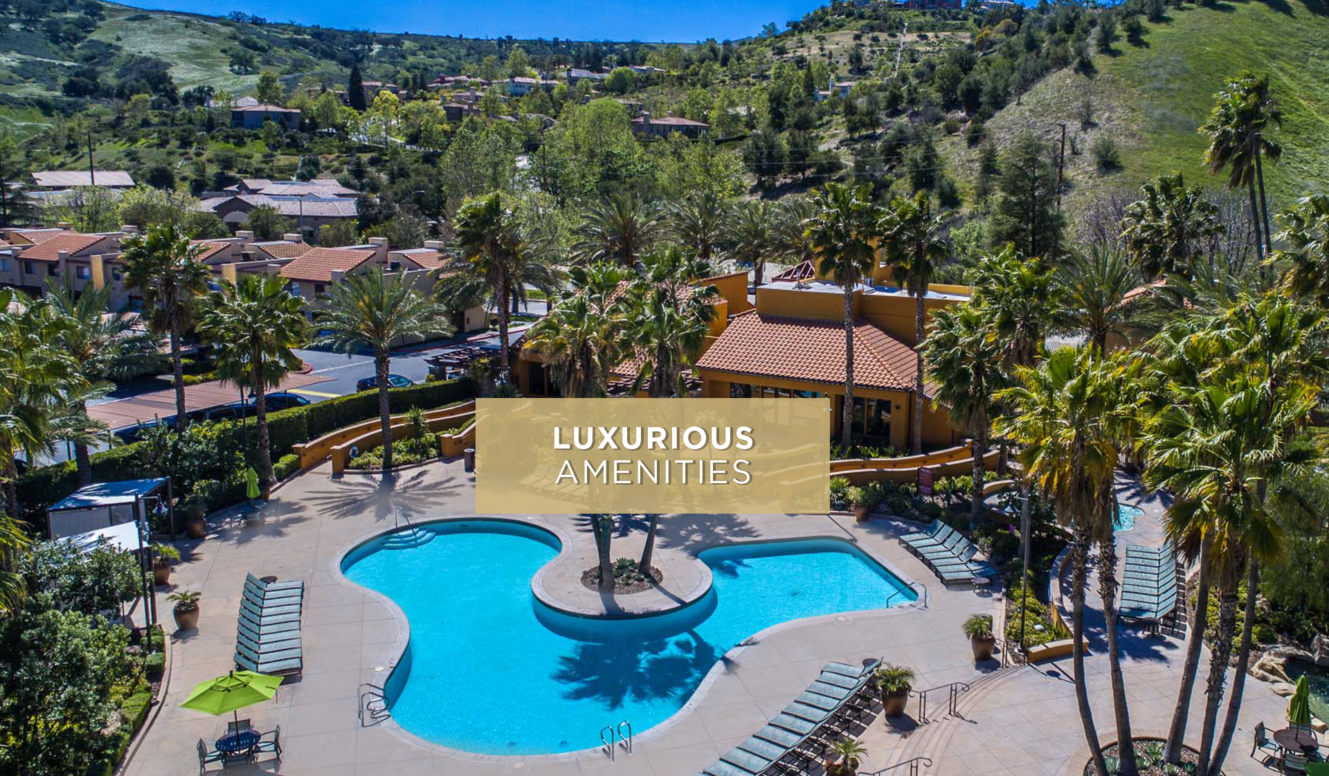 Malibu Canyon Apartments- Pool View - Calabasas, CA