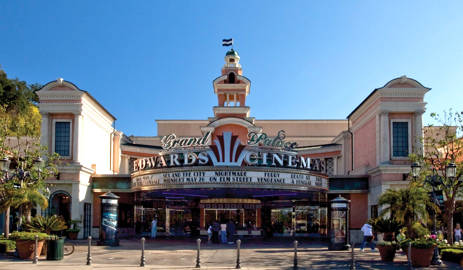 Malibu Canyon - Calabasas, CA - Theater